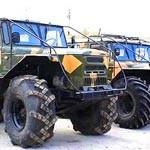 Вездеходы и внедорожники на базе ГАЗ-66