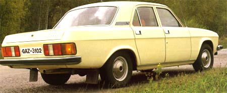 Газ 3102 1982