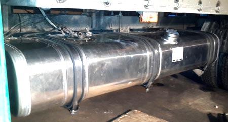алюминиевый бензобак газель