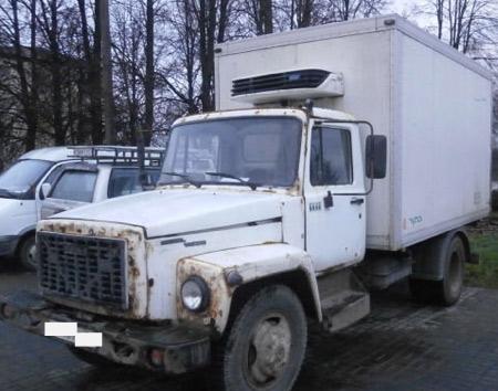 дизель газ 3309