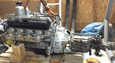 кпп двигатель газ 24