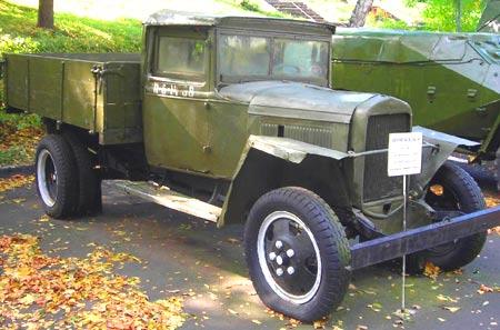 грузовик газ мм