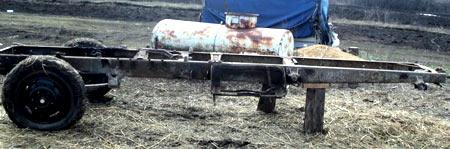 газ 4301 рама