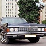 Автомобили ГАЗ-14 Чайка