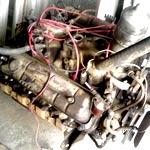 Ремонт двигателя автомобиля ГАЗ-53