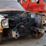 Волга ГАЗ-24 с двигателем V8