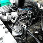 Газель Некст с бензиновым двигателем Evotech