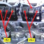 Регулировка клапанов на Газели-402