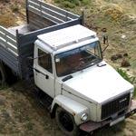 Автомобили ГАЗ САЗ-3507