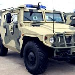 Автомобили ГАЗ-2330 Тигр