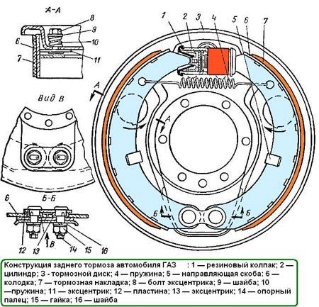 Схема газ саз 3507