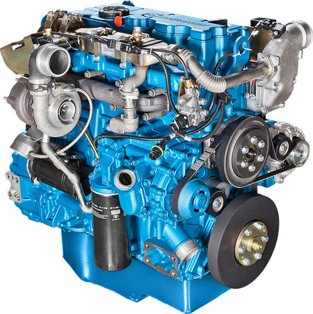 двигатель ЯМЗ-534