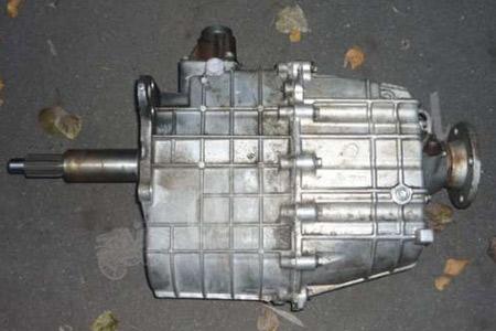 Газ 3309 схема коробки