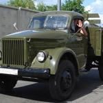 Грузовые автомобили ГАЗ