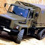Автомобили ГАЗ-3308