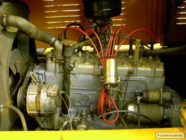 двигатель ГАЗ-52