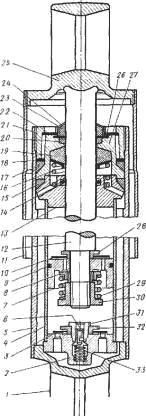 амортизатор ГАЗ 53