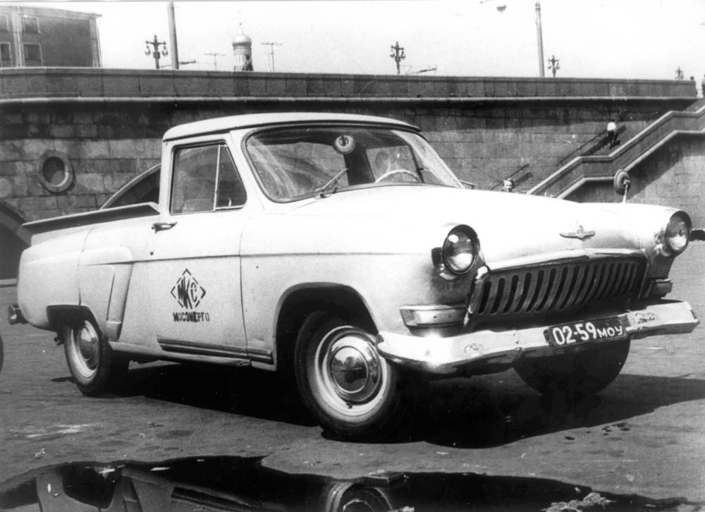 ГАЗ-22 пикап