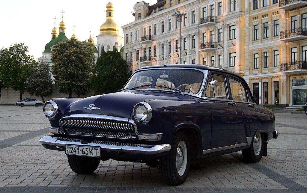 ГАЗ-23