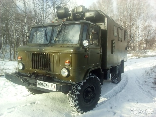 ГАЗ 661