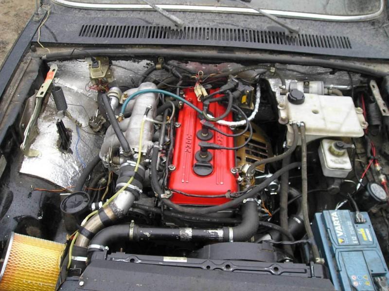 двигатель ГАЗ-3110
