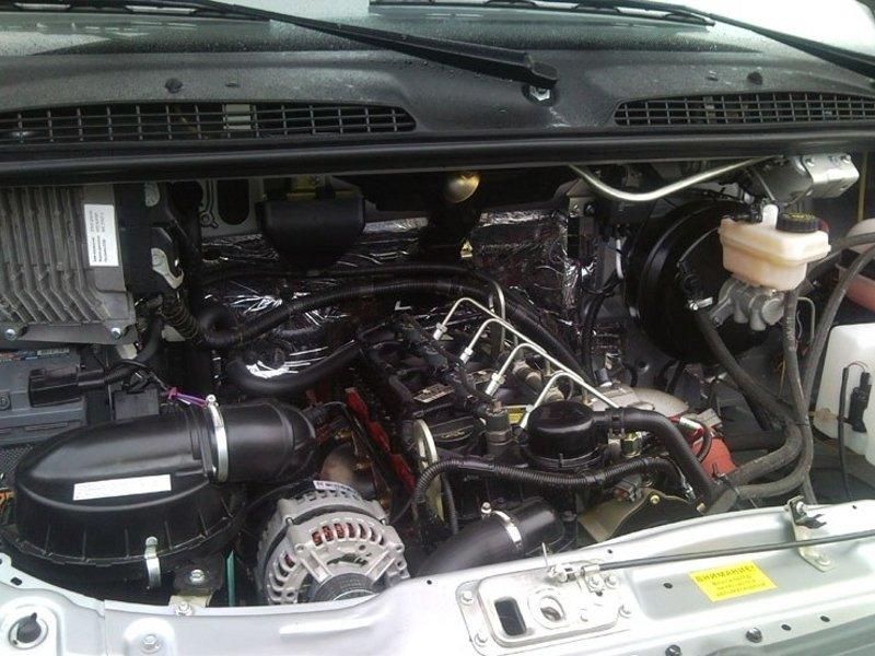 двигатель газ-2752 соболь