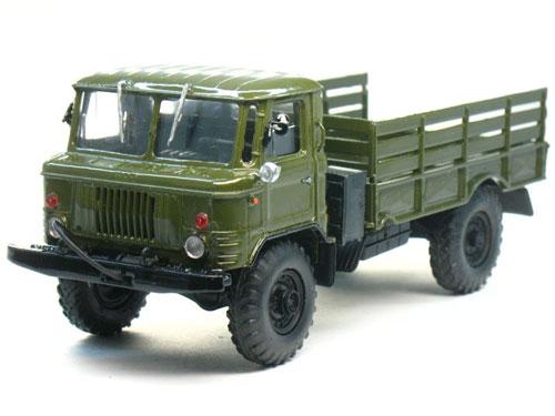 ГАЗ-66 модель 1:43