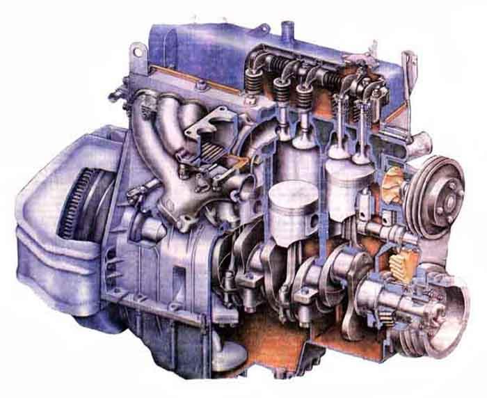 Система охлаждения газ 406 схема фото 692
