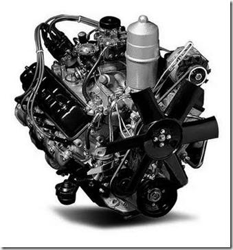 двигатель 3307