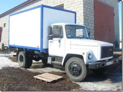 фургон 3307