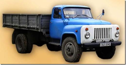 грузовик ГАЗ-53