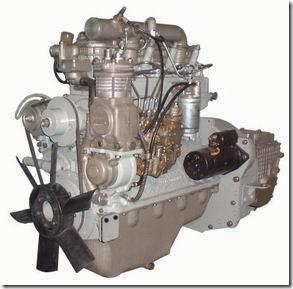 двигатель 53