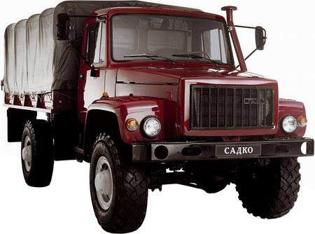 ГАЗ  3308  Садко