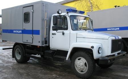 автозак газ 3307