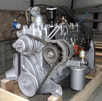 мотор для ГАЗ 51