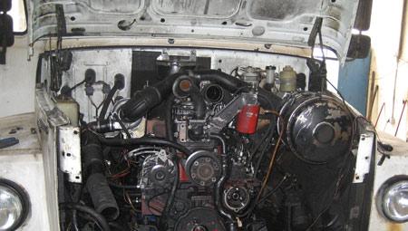 мотор газ 3307