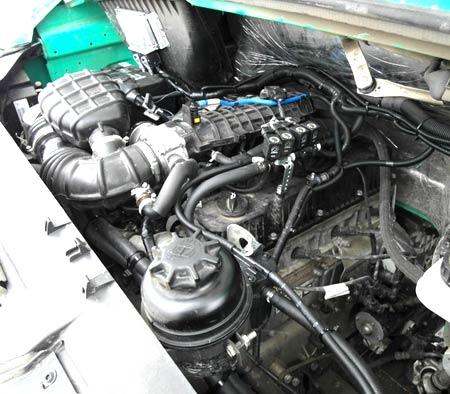 двигатель Evotech 2.7