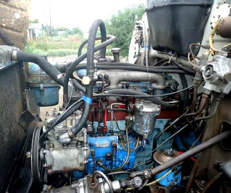 мотор д-245