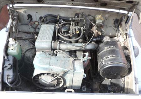 двигатель 5441