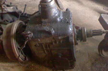 КПП газ 53