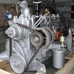 Двигатель для автомобиля ГАЗ 51