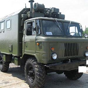 Грузовые автомобили ГАЗ-66