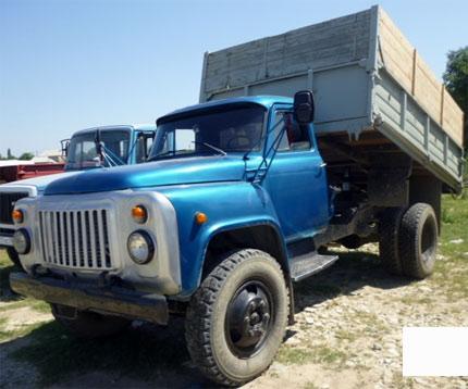 универсальный грузовик газ 53