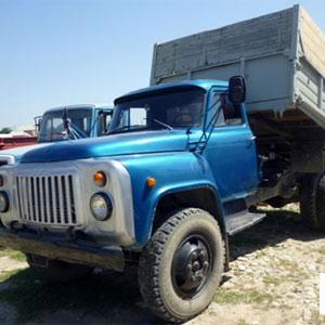 Грузовые автомобили ГАЗ-53