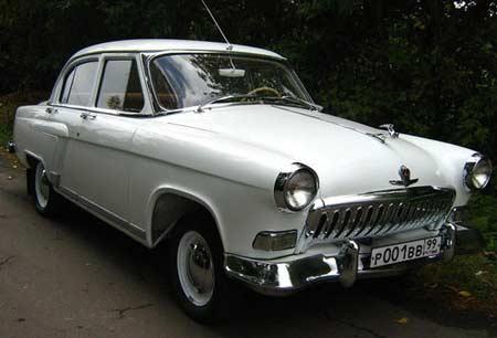 ГАЗ М21