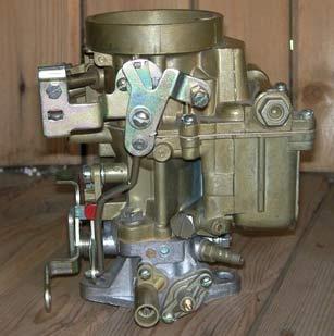 карбюратор газ 21