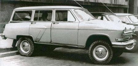 ГАЗ М22