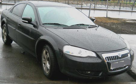 Запчасти для chrysler sebring