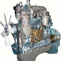Двигатели на ГАЗ-66