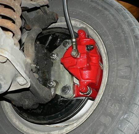 тормозной шланг газ 21